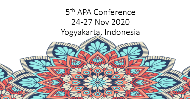 5th APA Conference