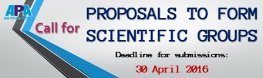 Call for proposals to form SG2